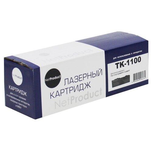 Фото - Картридж Net Product N-TK-1100, совместимый картридж net product n tk 130 совместимый