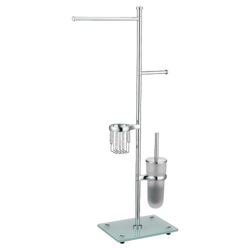 Ершик туалетный WasserKRAFT K-1248 хром