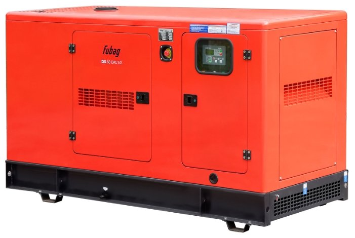 Дизельная электростанция Fubag DS 68 DAC ES