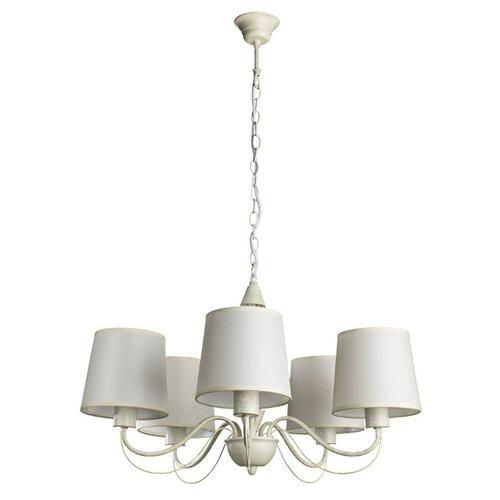 Люстра Arte Lamp Orlean A9310LM-5WG, E27, 200 Вт подвесная люстра arte lamp orlean a9310lm 8wg