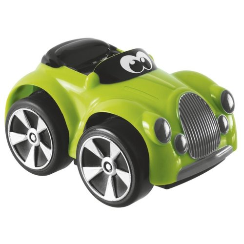 Купить Машинка Chicco Turbo Touch Gerry (00009361000000) 9 см зеленый, Машинки и техника