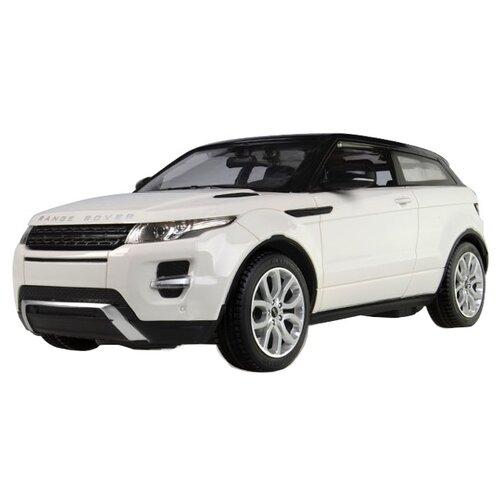 Легковой автомобиль Rastar Land Rover Range Rover Evoque (47900) 1:14 35 см белый/черный цена 2017