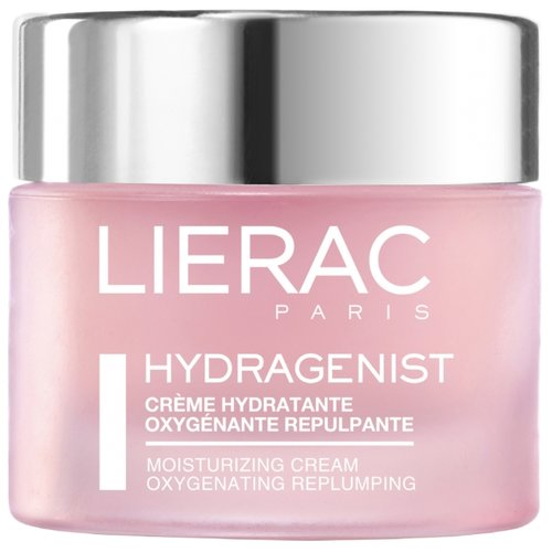 Lierac Hydragenist Moisturizing Cream Oxygenating Replumping Крем для лица кислородный увлажняющий, 50 мл крем lierac hydra chrono купить