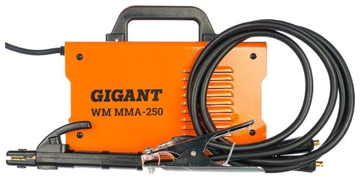 Сварочный аппарат GIGANT WM MMA-250