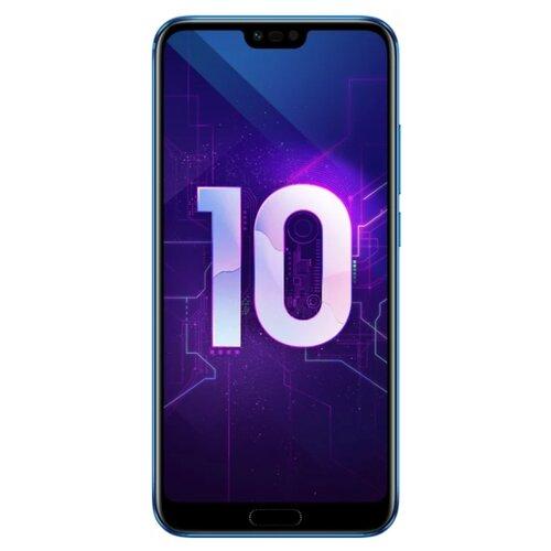 Купить Смартфон Honor 10 4/64GB мерцающий синий