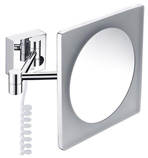 Зеркало WasserKRAFT K-1008 22x22 в раме