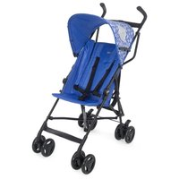 Прогулочная коляска Chicco Snappy Stroller Blue Whales