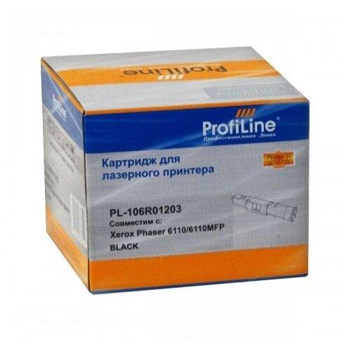 Картридж ProfiLine PL-106R01203-Bk, совместимый картридж profiline pl tn 241bk bk совместимый