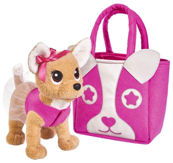 Мягкая игрушка Simba Chi chi love Собачка Модница 20 см