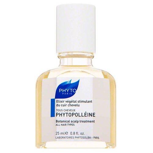 PHYTO Phytopolleine Концентрат питательный с эфирными маслами для кожи головы, 25 мл phyto витамины купить москва