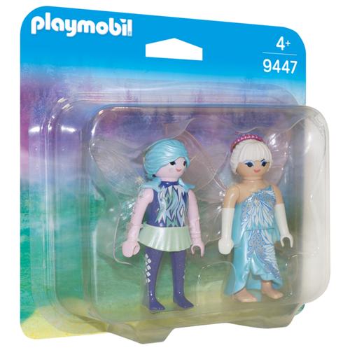 Набор с элементами конструктора Playmobil Fairies 9447 Зимние феи