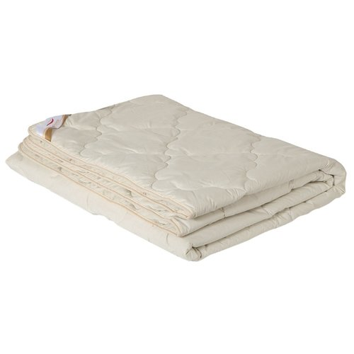 цена Одеяло OLTEX Верблюжья шерсть легкое, 172 х 205 см (сливочный) онлайн в 2017 году
