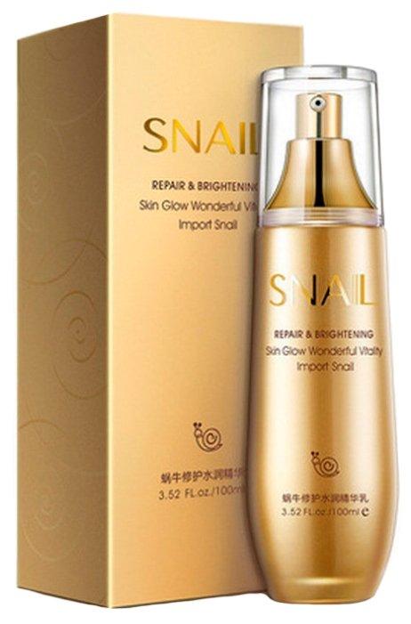 BioAqua Лосьон на эмульсионной основе с муцином улитки Snail Repair & Brightening