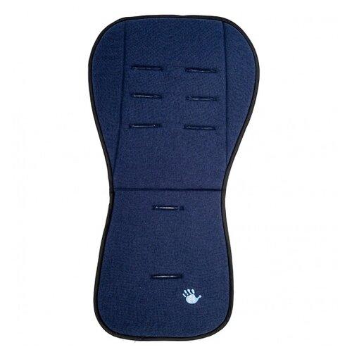 Купить Матрас для прогулочной коляски Altabebe Lifeline Polyester 85 x 44 синий, Матрасы и наматрасники
