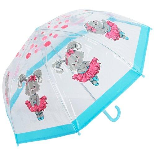 Зонт Mary Poppins прозрачный/голубой ludwik dbicki puawy 1762 1830 czasy przedrozbiorowe polish edition