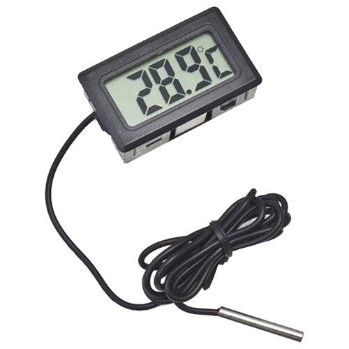 Термометр ESPADA TPM-10, черный