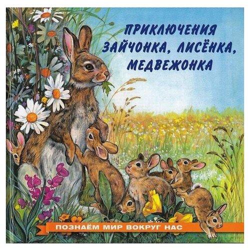Фото - Гурина И.В. Познаем мир вокруг нас. Приключения зайчонка, лисёнка, медвежонка и в гурина приключения зайчонка лисёнка медвежонка