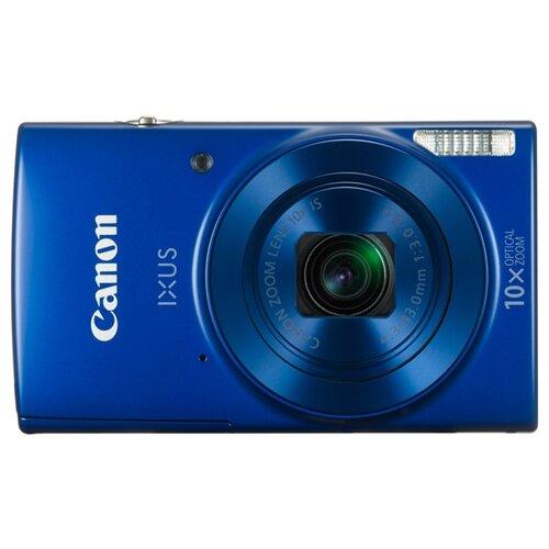 Фото - Фотоаппарат Canon IXUS 190 синий фотоаппарат