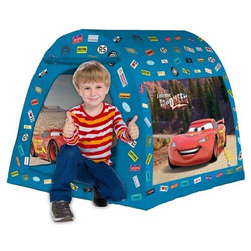 Купить Палатка ЯиГрушка Тачки 59574ЯиГ, Игровые домики и палатки