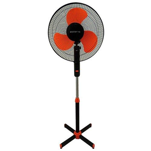 Напольный вентилятор Polaris PSF 40E (2018) black/orange