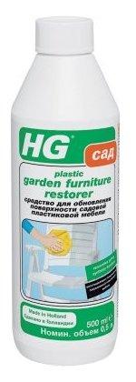 HG Средство для обновления поверхности пластиковой садовой мебели