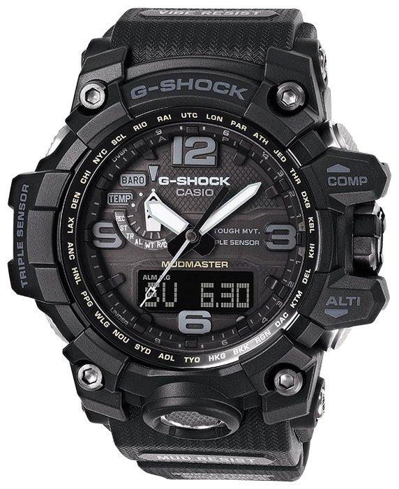 Наручные часы CASIO G-SHOCK GWG-1000-1A1