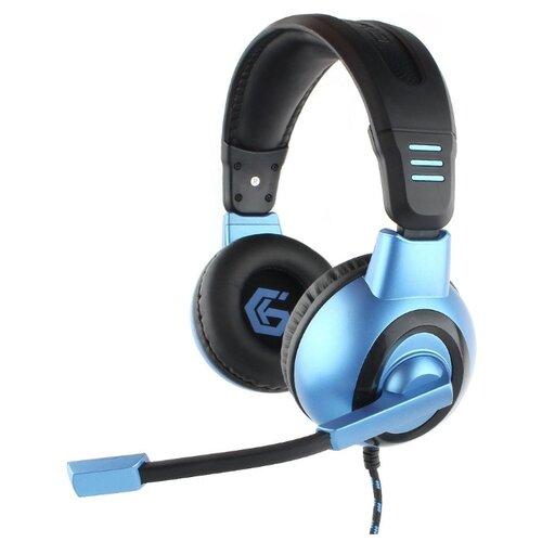 Компьютерная гарнитура Gembird MHS-G55 синий
