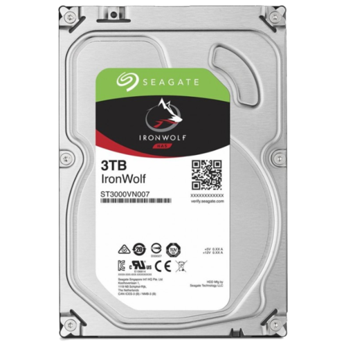 Жесткий диск Seagate ST3000VN007 жесткий диск 3 5 3tb 5900rpm seagate ironwolf sataiii st3000vn007