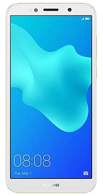 Мобильный телефон Huawei Y5 Prime (2018) Dual Sim Black/Черный
