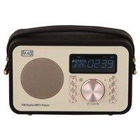 Радиоприемник MAX MR-350, FM, USB, AUX, microSD, Li-ion 1800 мАч, дисплей, пульт ДУ