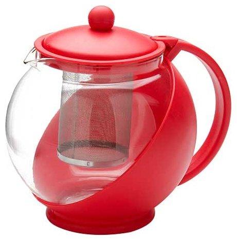 MAYER & BOCH Заварочный чайник 25738 750 мл красный