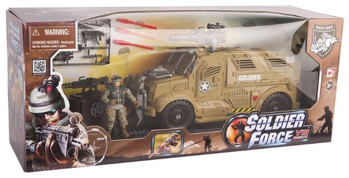 Набор фигурок Chap Mei Soldier Force 521005