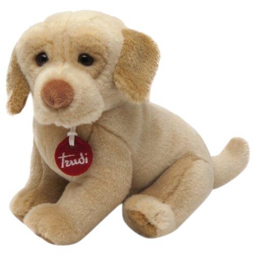 Мягкая игрушка Trudi Лабрадор Джой сидящий 25 см trudi собачка в стиле прованс 25 см trudi