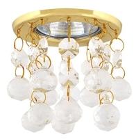 Встраиваемый светильник De Fran FT 873, золото