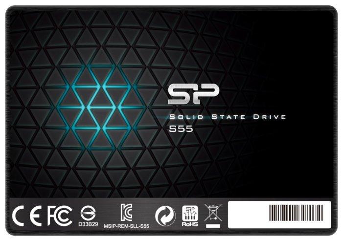 Твердотельный накопитель Silicon Power SP240GBSS3S55S25