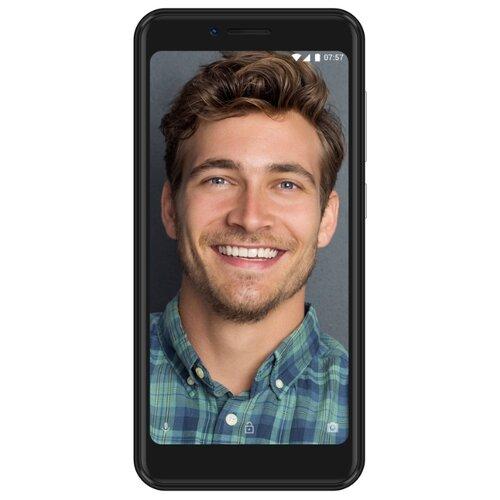 Смартфон INOI 3 Lite черный смартфон