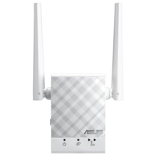 Wi-Fi усилитель сигнала (репитер) ASUS RP-AC51 серый повторитель беспроводного сигнала asus rp ac51 белый