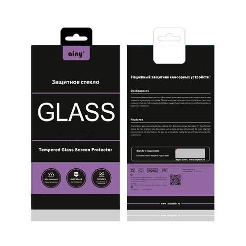 Защитное стекло Ainy Full Screen Cover AF-A712A/B для Apple iPhone 7 Plus/8 Plus белый аксессуар защитное стекло для samsung galaxy a7 2017 ainy 0 25mm af s699