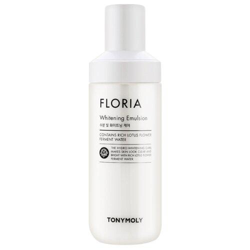 TONY MOLY Floria Whitening Emulsion Осветляющая эмульсия для лица, 160 мл