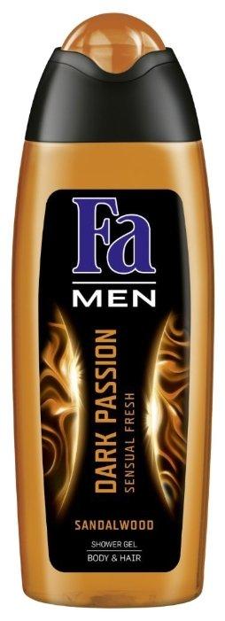 Гель для душа Fa Men Dark passion