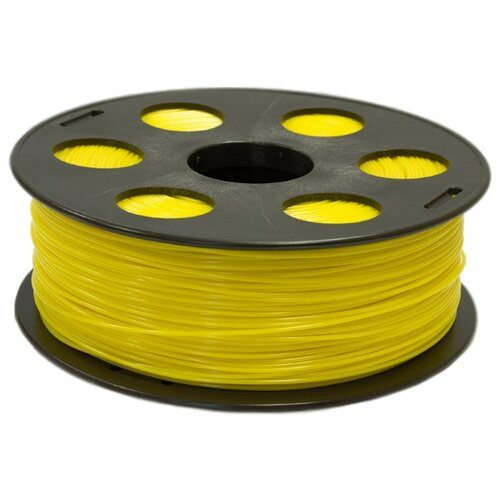 Купить ABS пруток BestFilament 1.75 мм жёлтый 1 кг