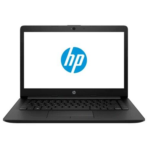 Ноутбук HP 14-cm0503ur (AMD A9 9425 3100 MHz/14/1366x768/4GB/128GB SSD/DVD нет/AMD Radeon R5/Wi-Fi/Bluetooth/Windows 10 Home) 7GN50EA черный ноутбук