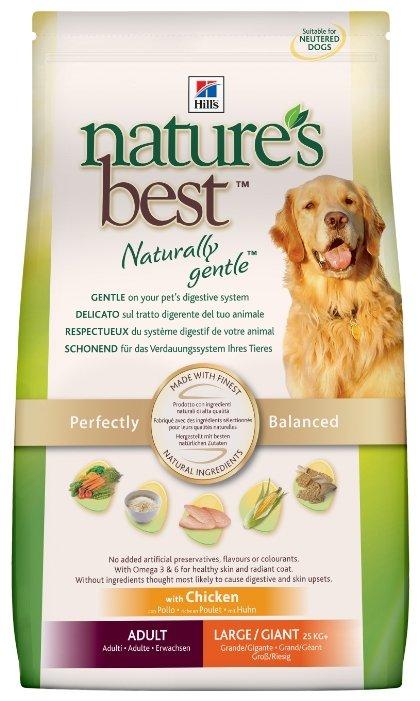 Корм для собак Hill's Nature's Best 12 кг (для крупных пород)