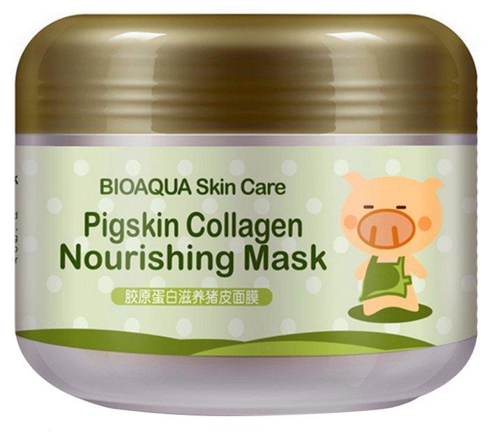 BioAqua Питательная коллагеновая маска Pigskin Collagen