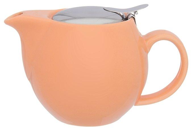 Elan gallery Заварочный чайник с металлической крышкой 500 мл