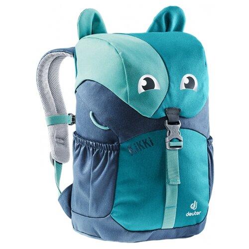 Рюкзак deuter Kikki 8 blue (petrol/midnight) рюкзак городской deuter pico цвет синий 5 л
