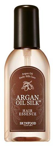 Skinfood Эссенция для волос «Аргановое масло и шелк»