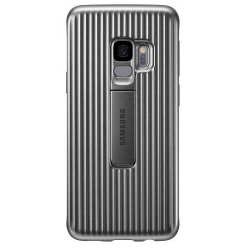 Купить Чехол Samsung EF-RG960 для Samsung Galaxy S9 серебристый