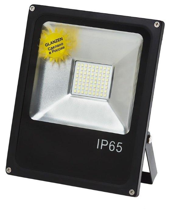 Прожектор светодиодный 50 Вт Glanzen FAD-0005-50