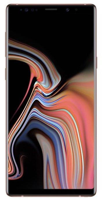 Смартфон Samsung Galaxy Note 9 SM-N960 512GB Медный RU/A